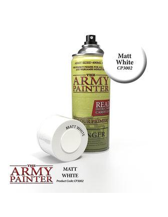 Army Painter Base Primer - Matt White