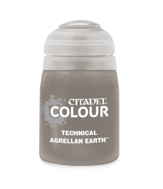 Citadel - Paints Technical: Agrellan Earth