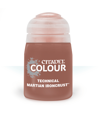 Citadel - Paints Technical: Martian Ironcrust