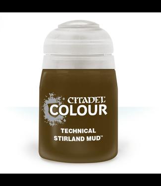 Citadel - Paints Technical: Stirland Mud