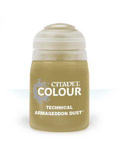 Technical: Armageddon Dust