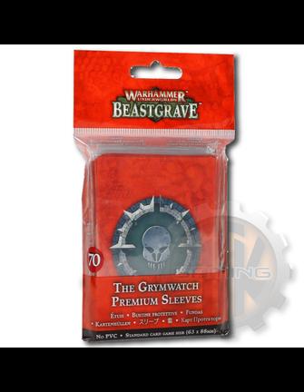 Warhammer Underworlds Whu: The Grymwatch Premium Sleeves