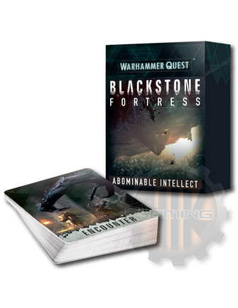 Blackstone Fortress B/S Fortress: Abominable Intellect