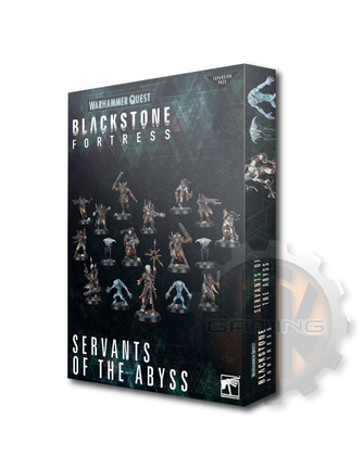 Blackstone Fortress B/Stone Fortress: Servants Of The Abyss