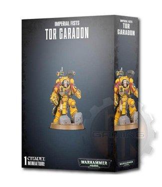 Warhammer 40000 Imperial Fists Tor Garadon