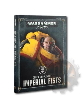 Warhammer 40000 Codex: Imperial Fists
