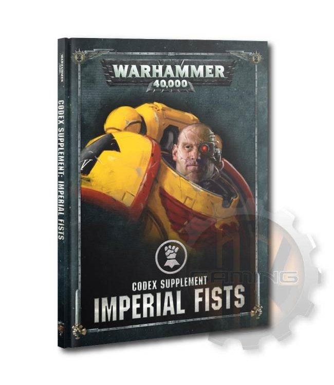 Warhammer 40000 Codex: Imperial Fists