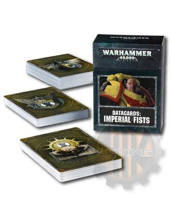 Warhammer 40000 Datacards: Imperial Fists