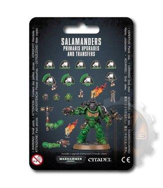 Warhammer 40000 Salamanders Primaris Upgrades & Transfrs