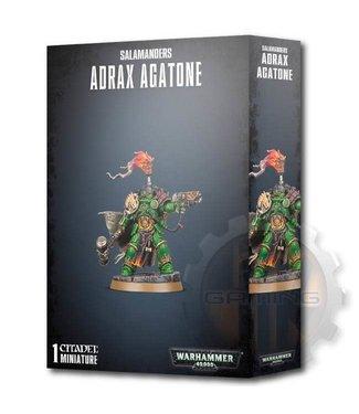 Warhammer 40000 Salamanders Adrax Agatone