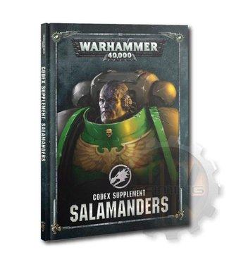 Warhammer 40000 Codex: Salamanders