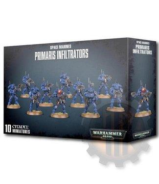Warhammer 40000 Space Marines Primaris Infiltrators / Incursors