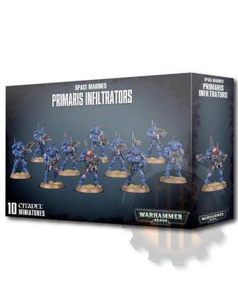 Warhammer 40000 Space Marines Primaris Infiltrators
