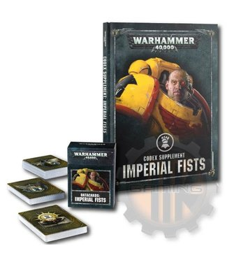Warhammer 40000 Imperial Fist Codex & Data Cards