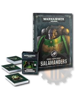 Salamanders Codex & Data Cards