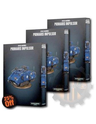 Warhammer 40000 SM Primaris Impulsor Bundle