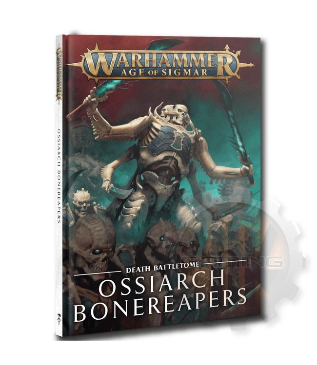 Age Of Sigmar Battletome: Ossiarch Bonereapers (Hb)