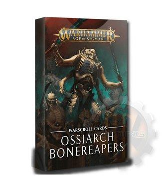 Age Of Sigmar Warscrolls: Ossiarch Bonereapers