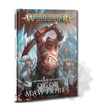 Age Of Sigmar Battletome: Ogor Mawtribes (Hb)