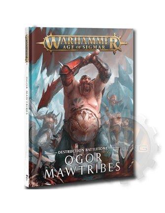 Age Of Sigmar Battletome: Ogor Mawtribes (Hb)