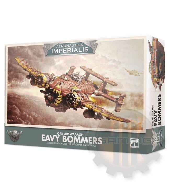 Aeronautica Imperialis A/I: Ork Air Waaagh! 'Eavy Bommerz