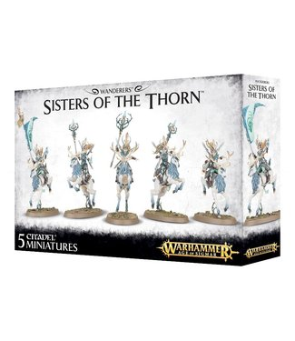 Age Of Sigmar Wood Elves Sisters Of The Thorn