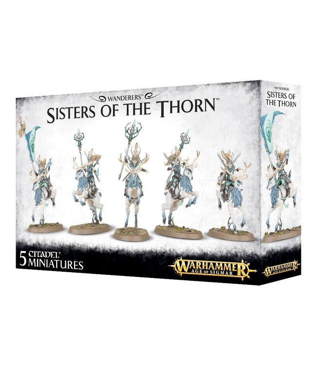 Age Of Sigmar #Wood Elves Sisters Of The Thorn