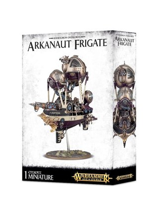 Age Of Sigmar Kharadron Overlords Arkanaut Frigate