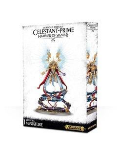 Celestant-Prime Hammer Of Sigmar