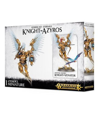 Age Of Sigmar Stormcast Eternals Knight-Azyros