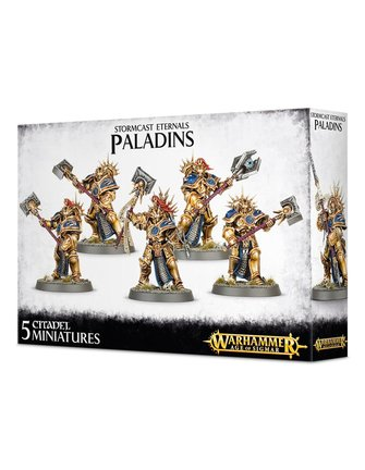 Age Of Sigmar Stormcast Eternals Paladins