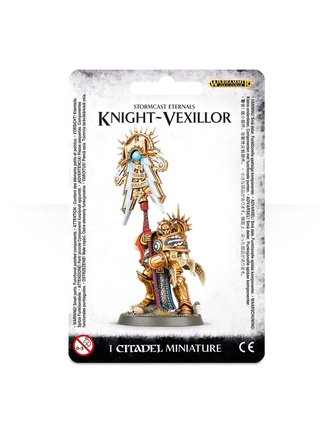 Age Of Sigmar Stormcast Eternals Knight-Vexillor