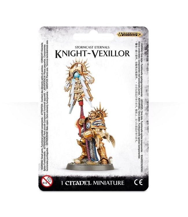 Age Of Sigmar #Stormcast Eternals Knight-Vexillor
