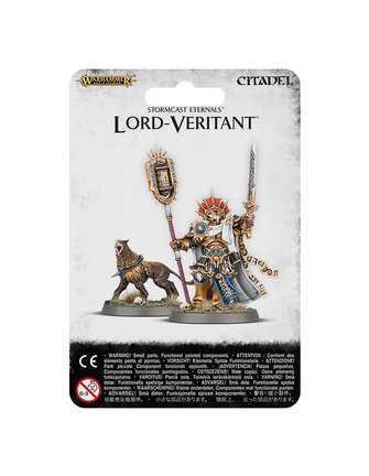 Age Of Sigmar Stormcast Eternals Lord-Veritant