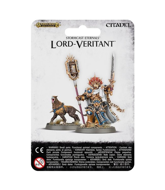 Age Of Sigmar Stormcast Eternals Lord-Veritant