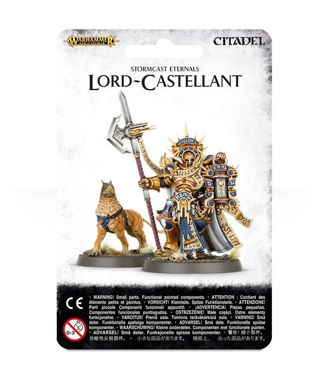 Age Of Sigmar ~ Stormcast Eternals Lord-Castellant