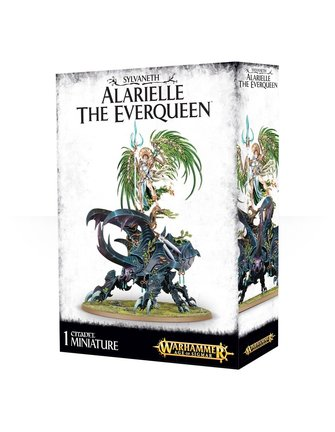 Age Of Sigmar Sylvaneth Alarielle The Everqueen