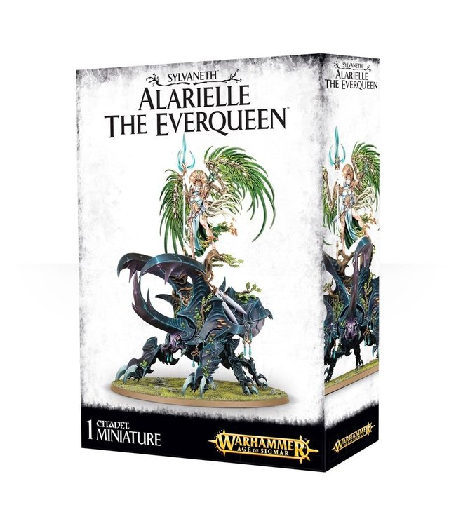 Age Of Sigmar Sylvaneth Alarielle The Everqueen