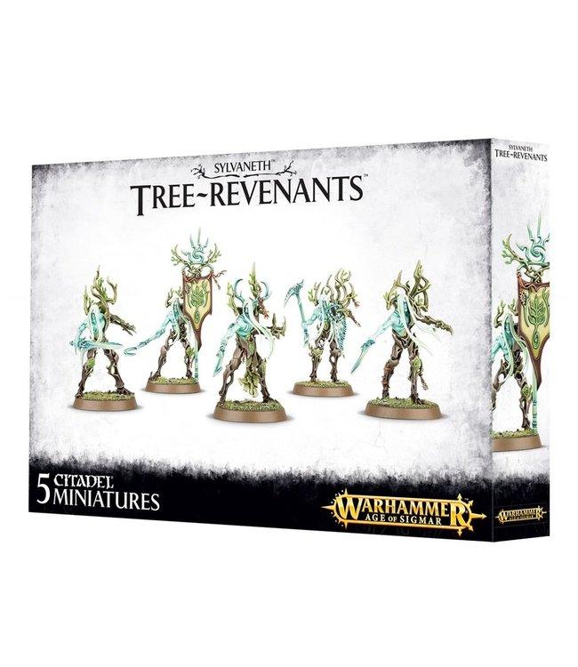 Age Of Sigmar Sylvaneth Tree-Revenants