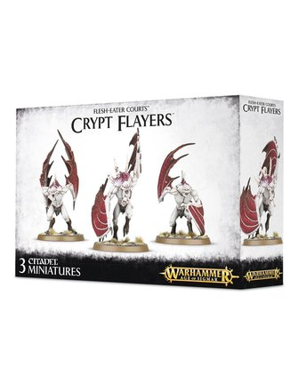 Age Of Sigmar Flesh-Eater Courts Crypt Flayers