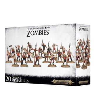 Age Of Sigmar Deadwalker Zombies