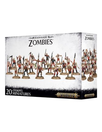 Age Of Sigmar Vampire Counts Zombies