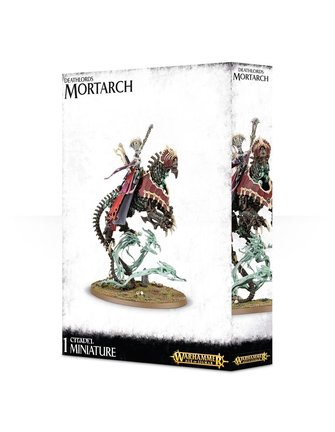 Age Of Sigmar #Deathlords Mortarch