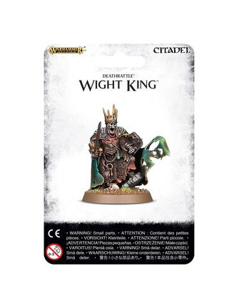 Age Of Sigmar ~ DEATHRATTLE WIGHT KING