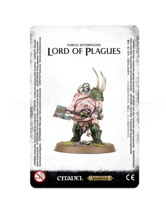Age Of Sigmar ~ Nurgle Rotbringers Lord Of Plagues
