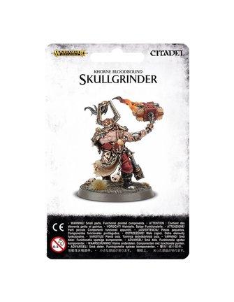Age Of Sigmar Khorne Bloodbound Skullgrinder
