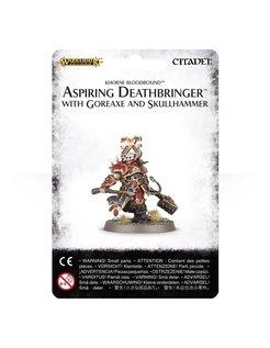 #Aspiring Deathbringer With Goreaxe