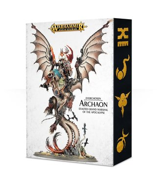 Age Of Sigmar Everchosen Archaon Exalted Grand Marshal