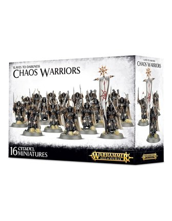 Age Of Sigmar *Chaos Warriors