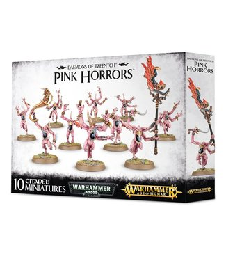 Games Workshop Daemons Of Tzeentch Pink Horrors